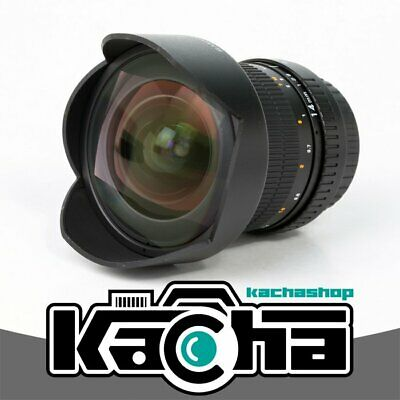 NUOVO Samyang 14mm f/2.8 ED AS IF UMC Lens for Canon EF Mount