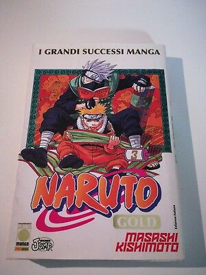 Naruto Gold N° 3 - Planet Manga -