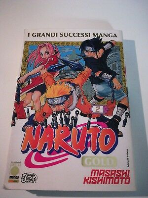 Naruto Gold N° 2 - Planet Manga -
