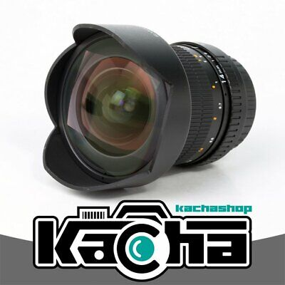 NUEVO Samyang 14mm f/2.8 ED AS IF UMC Lens for Canon EF Mount