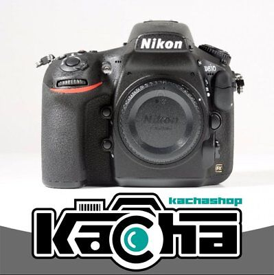 NUEVO Nikon D810 Digital SLR Camera Body Only