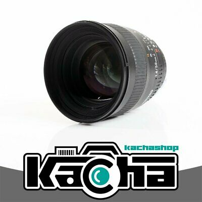 NUEVO Samyang 50mm f/1.4 AS UMC Lens for Canon EF Mount