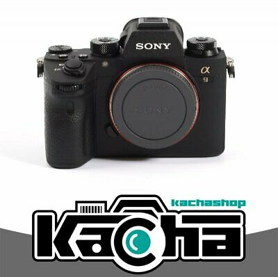 NUEVO Sony Alpha a9 Mirrorless Digital Camera (Body Only)
