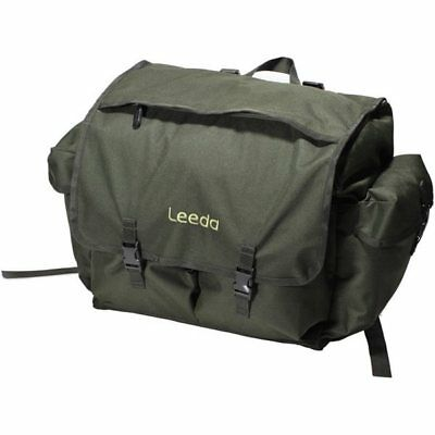 Leeda Rover Rucksack - Dark Green - Fishing Luggage