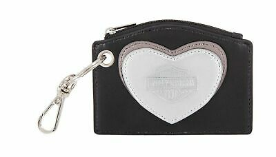 Harley-Davidson Ladies Heart Key Case HDWWA11594