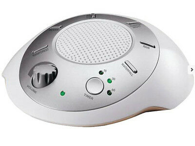 Homedics SoundSpa Bedside Relaxation Sound Machine Great Gift Ships from USA