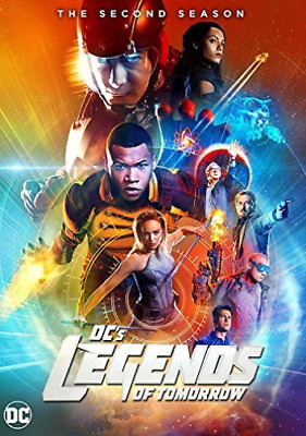 Dcs Legends Of Tomorrow The Second Seaso (UK IMPORT) DVD NEW
