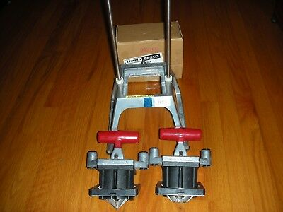 Lincoln Redco Instacut 3.5 Wedger / Corer