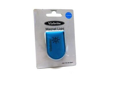 LED Safety Lights - Best Nighttime Visibility Magnetic Clip On Lights