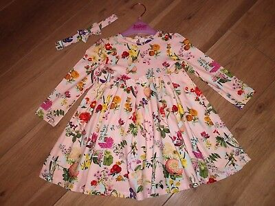 fab936b821e43b Ted Baker Baby Girls Dress And Headband Age 12-18 Months Worn 2 Times