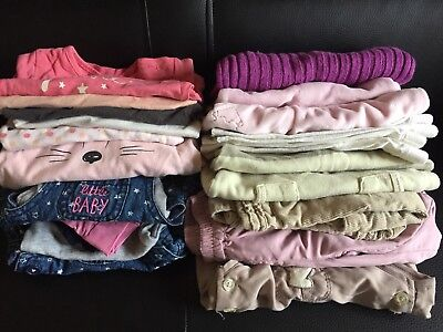👼🏻 1 MOIS Super Lot De Vêtements (IN EXTENSO) Bébé Fille