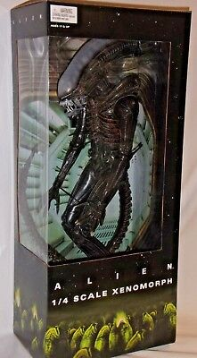 NECA 1/4 Scale 1979 ALIEN XENOMORPH Big Chap LARGE LIPS variant Action Figure
