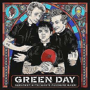 Green Day - Greatest Hits: Gods Favorite Band  CD  NEU   (2017)