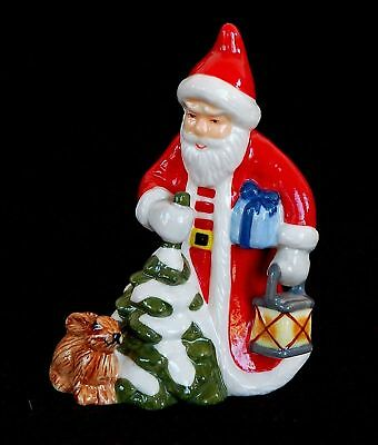 ROYAL COPENHAGEN ANNUAL SANTA CLAUS BABBO NATALE PORCELLANA limited edition 2016
