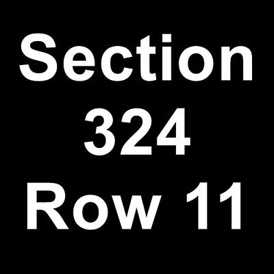 2 Tickets Michael Buble 2/27/19 KeyBank Center Buffalo, NY