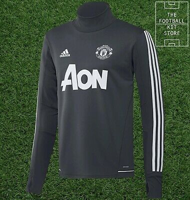 Manchester United Training Top - adidas Man Utd, Mens - All Sizes