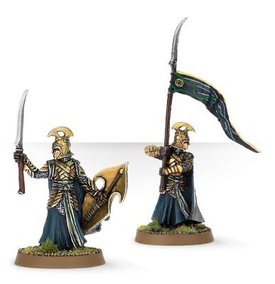 Warhammer Elf Command The Lord of the Rings metal new