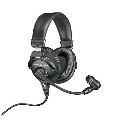 Audio-Technica BPHS1 Broadcast Stereo and Gaming XLR Headset