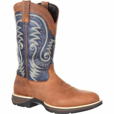 NEW REBEL BY DURANGO SADDLE WESTERN MEN/'S BOOTS DDB0127 ALL SIZES