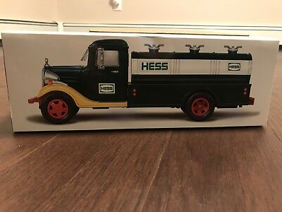 2018 Collector's Edition Hess Truck 85th Anniversary SPECIAL Edition HESS TRUCK
