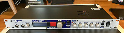 DigiTech GSP1101 Multi-Effects Guitar Preamp Processor