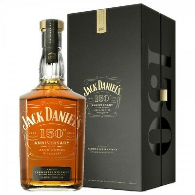 JACK DANIELS 150TH ANNIVERSARY LIMITED EDITION 1L Top Brand Liquor