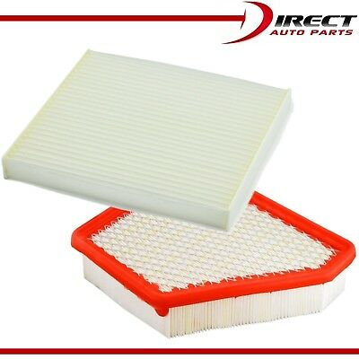 Engine Air Filter For 2011-2012 GMC Terrain VIN 5 V6 182 3.0L F.I