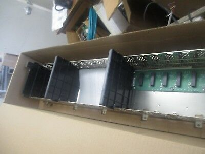 Allen Bradley Cat. #: 1756-A17 B. 17 Slot Chassis. Unused Spare <