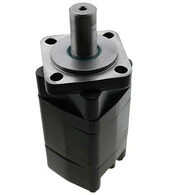 New 32Mm Shaft Hydraulic Motor For Danfoss Bms/oms Series 80-400Ccm/rev
