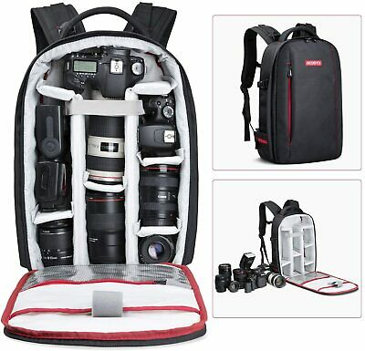 Beschoi  Backpack Waterproof  Bag for Sony Canon Nikon Olympus SLR/DSLR Camera
