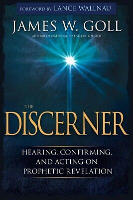 Discerner, Paperback by Goll, James W., ISBN-13 9781629119021 Free shipping i...