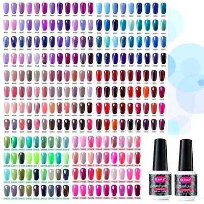 CLAVUZ UV LED Soak Off Gel Nail Polish Lacquer Varnish Color Series Manicure 8ml