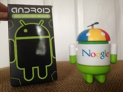 Android Mini Collectible Noogler Google Special Edition 2011