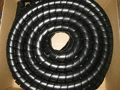 Hydraulic Hose Spiral Wrap Guard Potection 44-66mm JCB Forestry Tractor digger