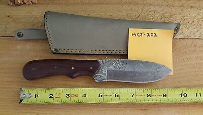 Bushcraft-Survival / Fire / Cook / Knife / Ferro Rod / Duct Tape / Pouch MCT-202