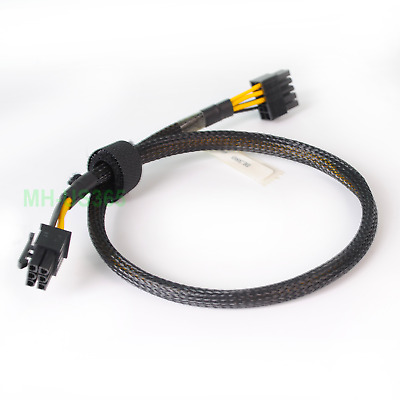 10pin to 6pin Power Adapter Cable for HP ML350 G9 and NVIDIA Quadro GPU 120cm