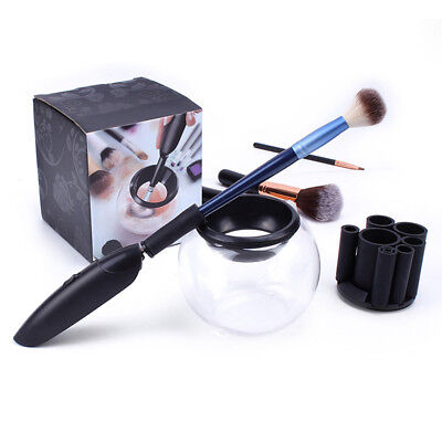 Professional Electric Makeup Brush Cleaner and Dryer Machine Cleans /Dries USA