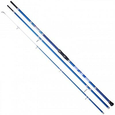 2 x Shakespeare Omni 13ft Beachcasting Fishing Rods /& Agility Reels