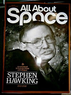 All About Space Magazine Issue 79 (new) 2018