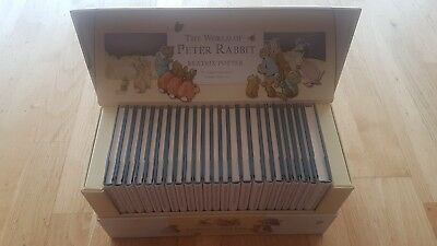 The World of Peter Rabbit Complete Collection by Beatrix Potter