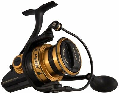 Penn Spinfisher VI Reel - All Sizes Available - Predator Sea Fishing