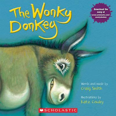 The Wonky Donkey by Craig Smith Paperback Children's Humor NEW FREE SHIPPING