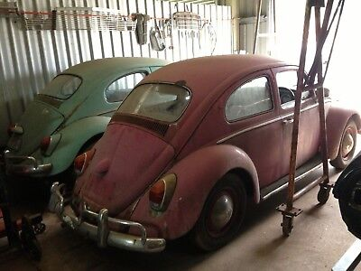 Volkswagen 6 Volt Vw Beetle Currently Parting Out Wrecking