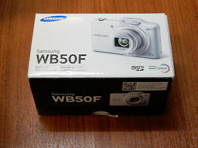 SAMSUNG SMART CAMERA WB850F 16 2 MP Digital Camera - Black