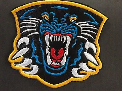 Patch Nottingham Panthers - Elite Isce Hockey League - England - Eihl -