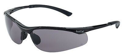 Bolle Safety Glasses Smoke Lens - BOLLE Protection Case Pouch