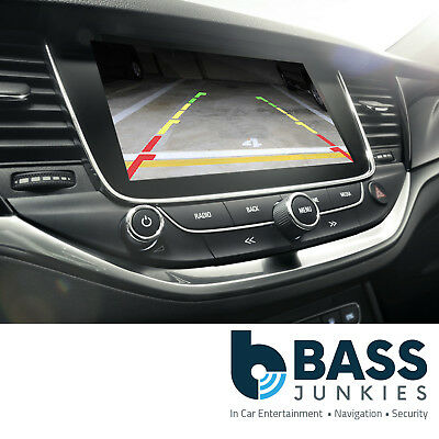 "Opel Astra K 2016> 8"" R4.0 Intellilink MyLink Video In Reverse Camera Interface"