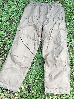 Latest Army Issue PCS Thermal Trouser- Size 36- 38W/ 34 Leg  LARGE