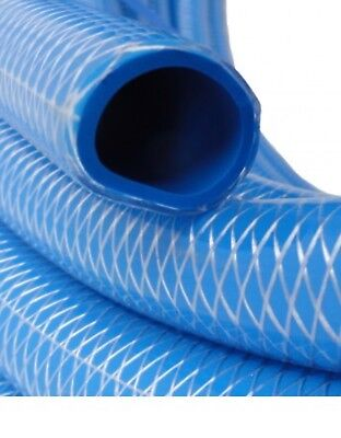"Garden Water 15M Durable Hose 18MM - 3/4"" 8/10 KinkFree LIMITED STOCK MADE in AU"