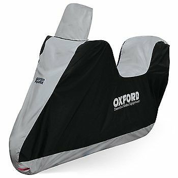 *NEW* Oxford Aquatex Highscreen Topbox Scooter Cover - ONE SIZE